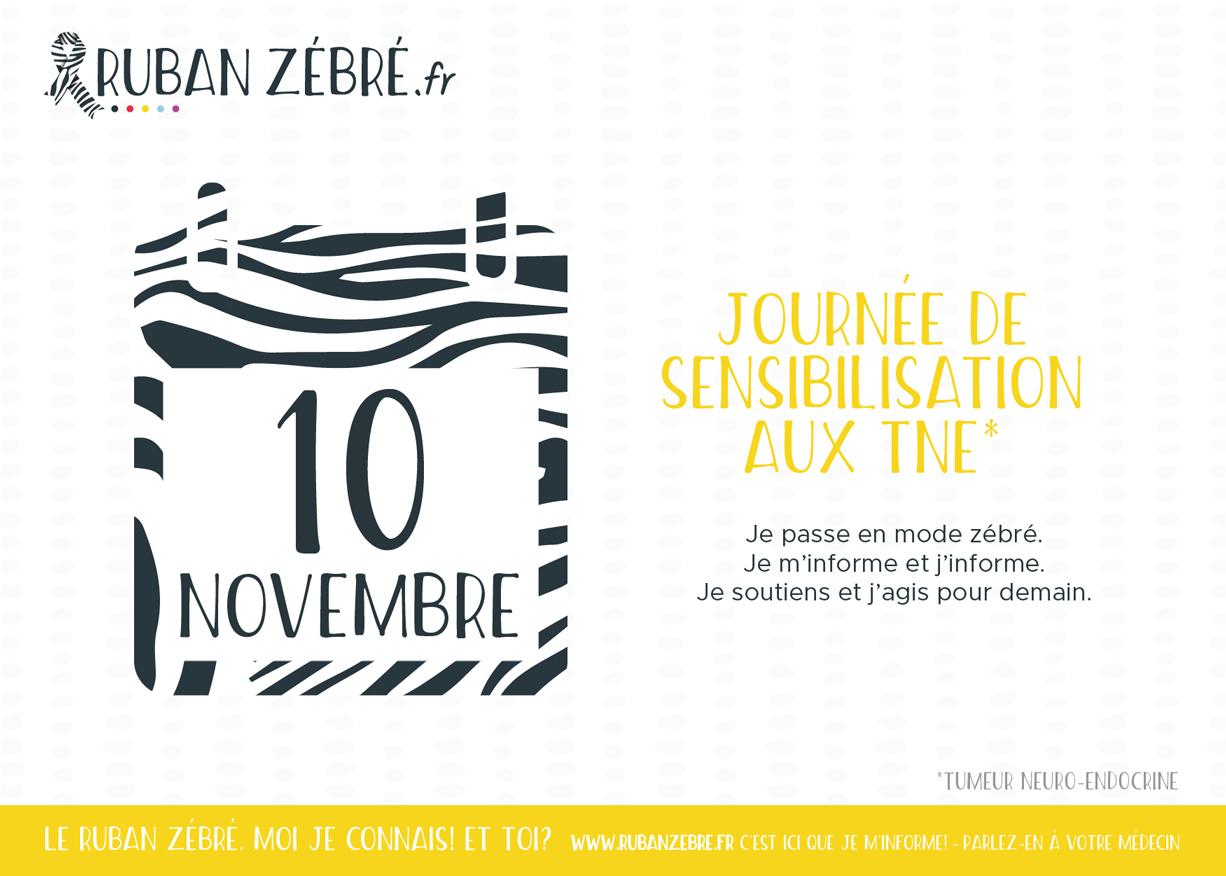 Journée de sensibilisation aux TNE - 10 Novembre